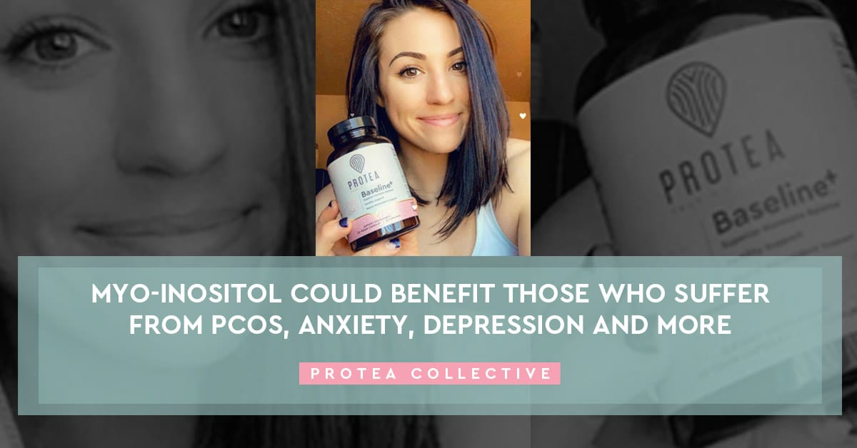 Read more about the article Myo-Inositol Could Benefit Those Who Suffer From PCOS, Anxiety, Depression and More