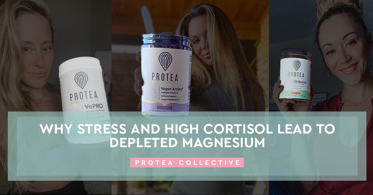 Why Stress and High Cortisol Lead To Depleted Magnesium