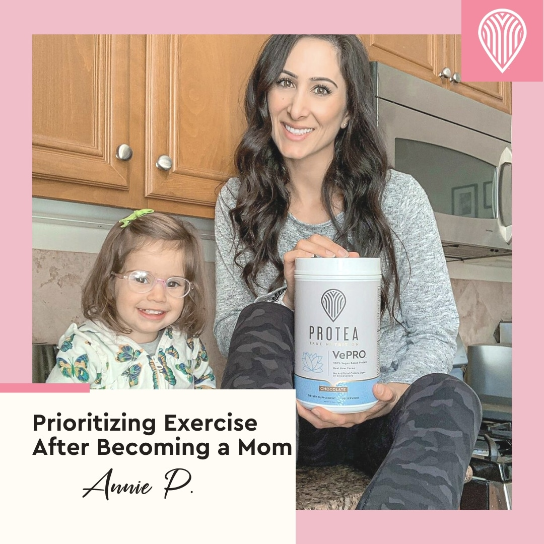 Read more about the article Prioritizing Exercise After Becoming a Mom With Annie P.