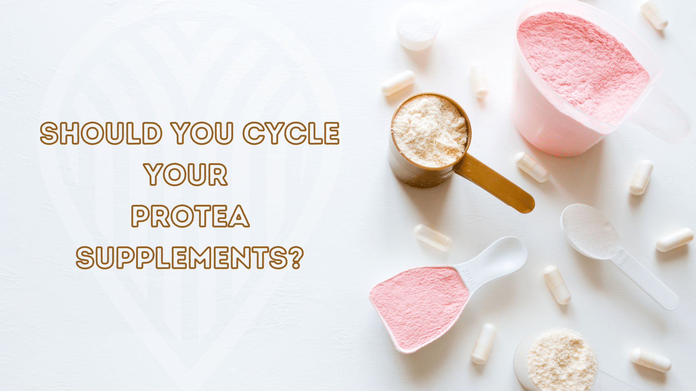 Should you cycle your Protea supplements?