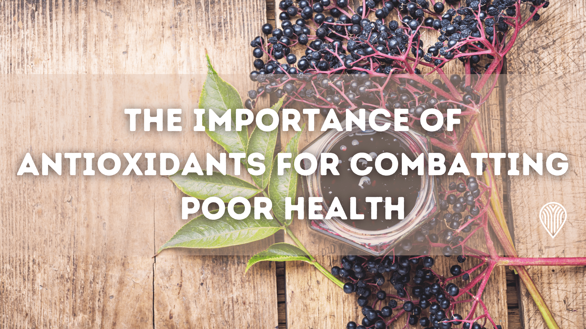 The importance of antioxidants for combatting poor health