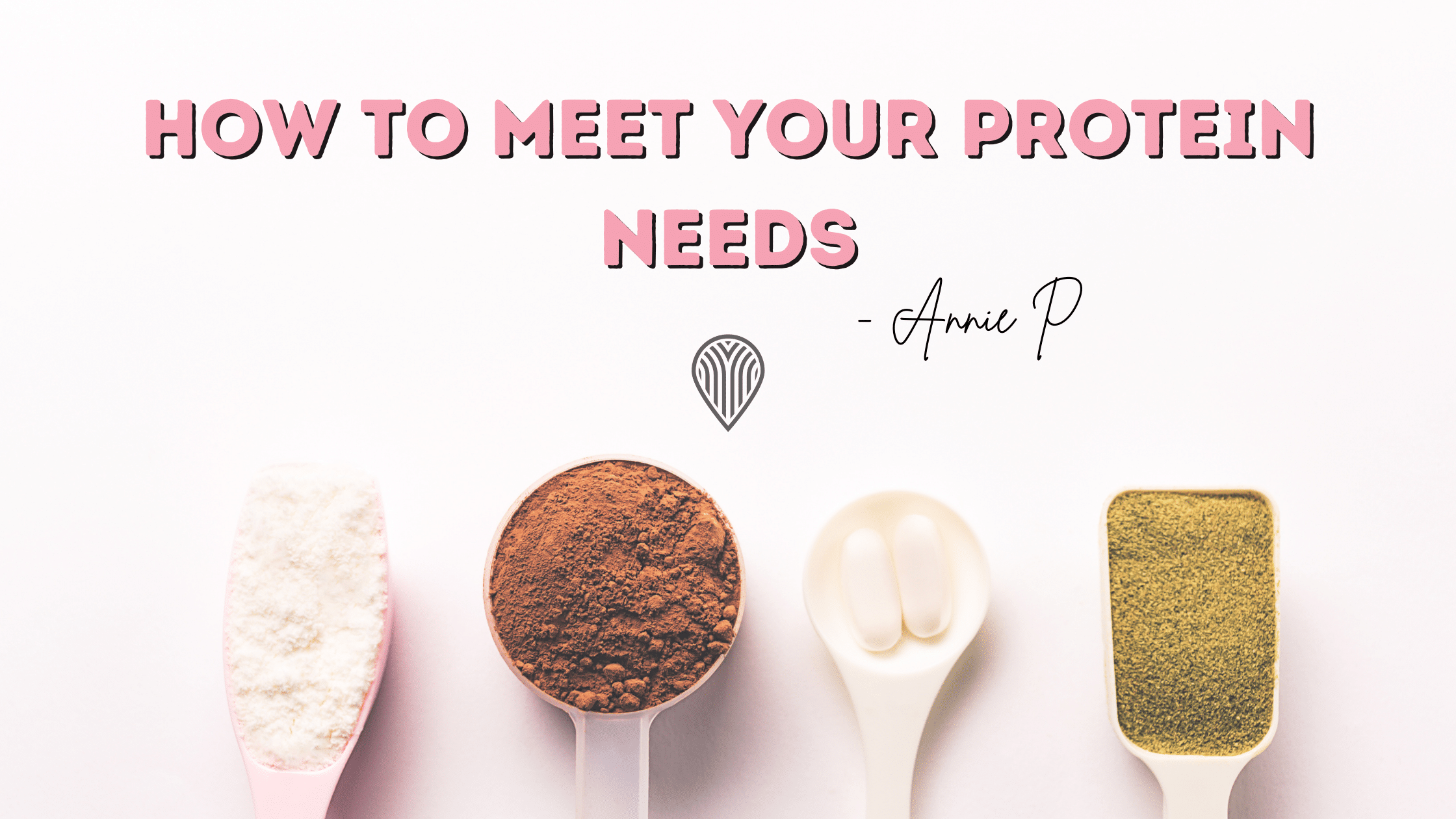 how to meet your protein needs